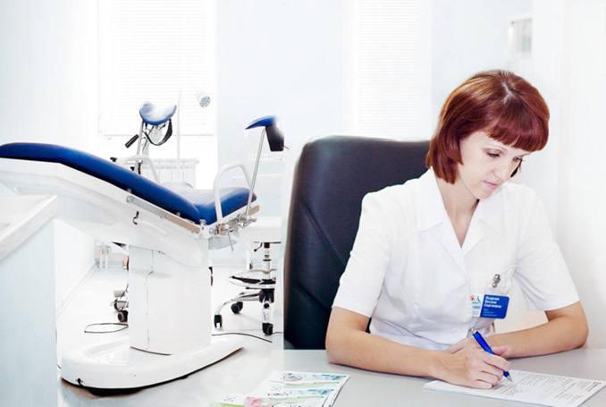 Записать к гинекологу в женскую консультацию